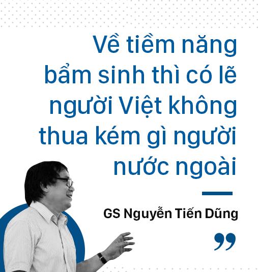 3 điểm YẾU NHẤT và 3 điểm MẠNH NHẤT của người Việt qua con mắt GS Nguyễn Tiến Dũng và ông Nguyễn Anh Tuấn - Ảnh 8.