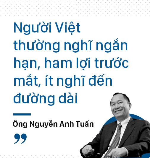 3 điểm YẾU NHẤT và 3 điểm MẠNH NHẤT của người Việt qua con mắt GS Nguyễn Tiến Dũng và ông Nguyễn Anh Tuấn - Ảnh 7.