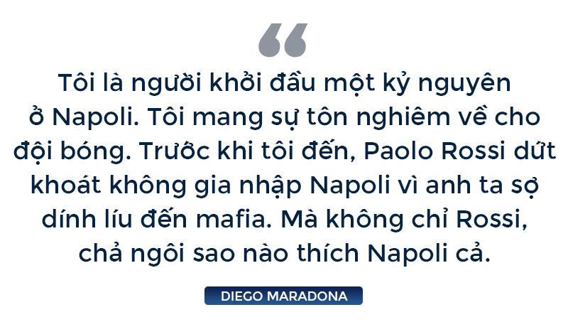 Ở nơi ấy, Maradona là siêu sao, là thánh sống, là Chúa trời - Ảnh 9.