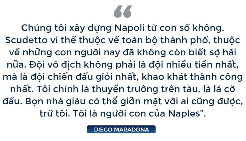 Ở nơi ấy, Maradona là siêu sao, là thánh sống, là Chúa trời - Ảnh 17.