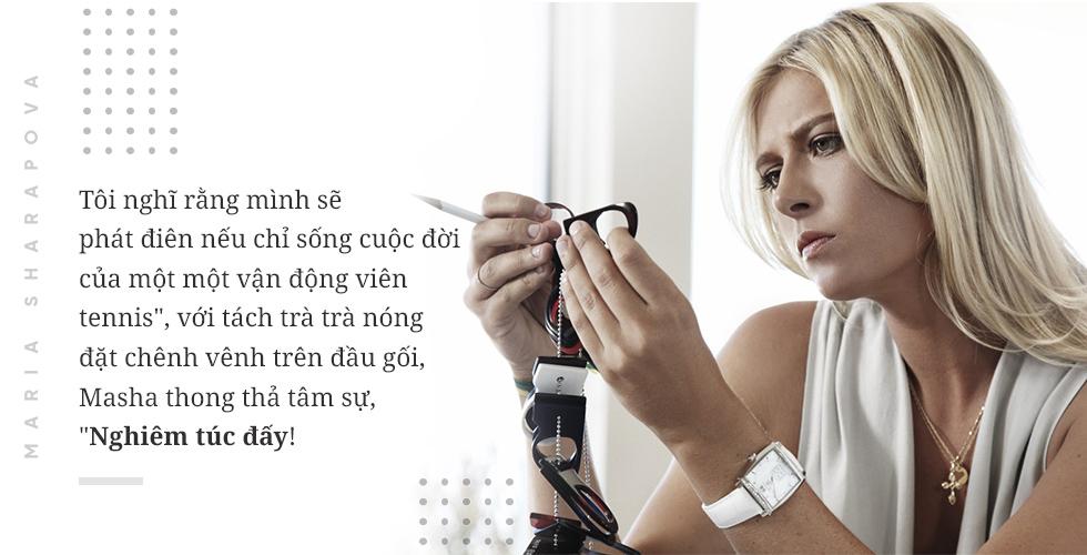 Maria Sharapova: Tôi lấy lại cuộc đời mình từ án phạt doping - Ảnh 5.