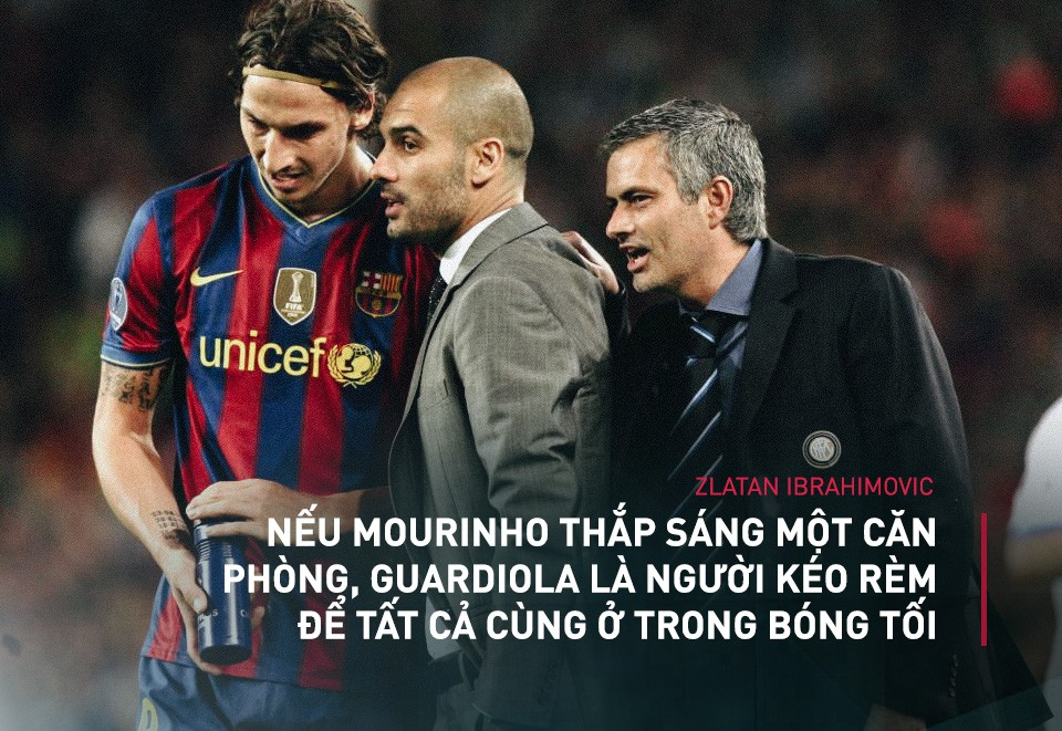 Mourinho, Pep & đại chiến Manchester: Đàn ông đích thực còn cần cả kẻ thù nữa! - Ảnh 6.