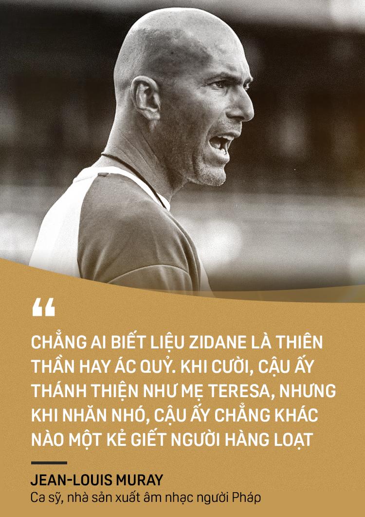 Trong tay Zinedine Zidane, quyền lực trở nên lung linh đến khó cưỡng - Ảnh 5.