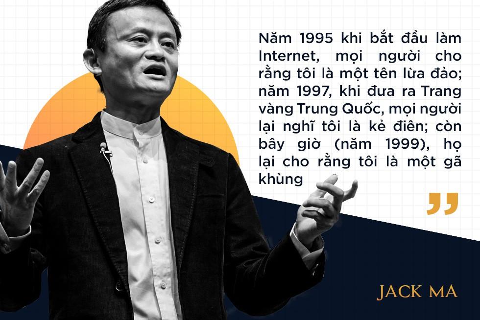 Jack Ma: Tên lừa đảo, gã khùng, kẻ mơ mộng cuồng điên! - Ảnh 13.