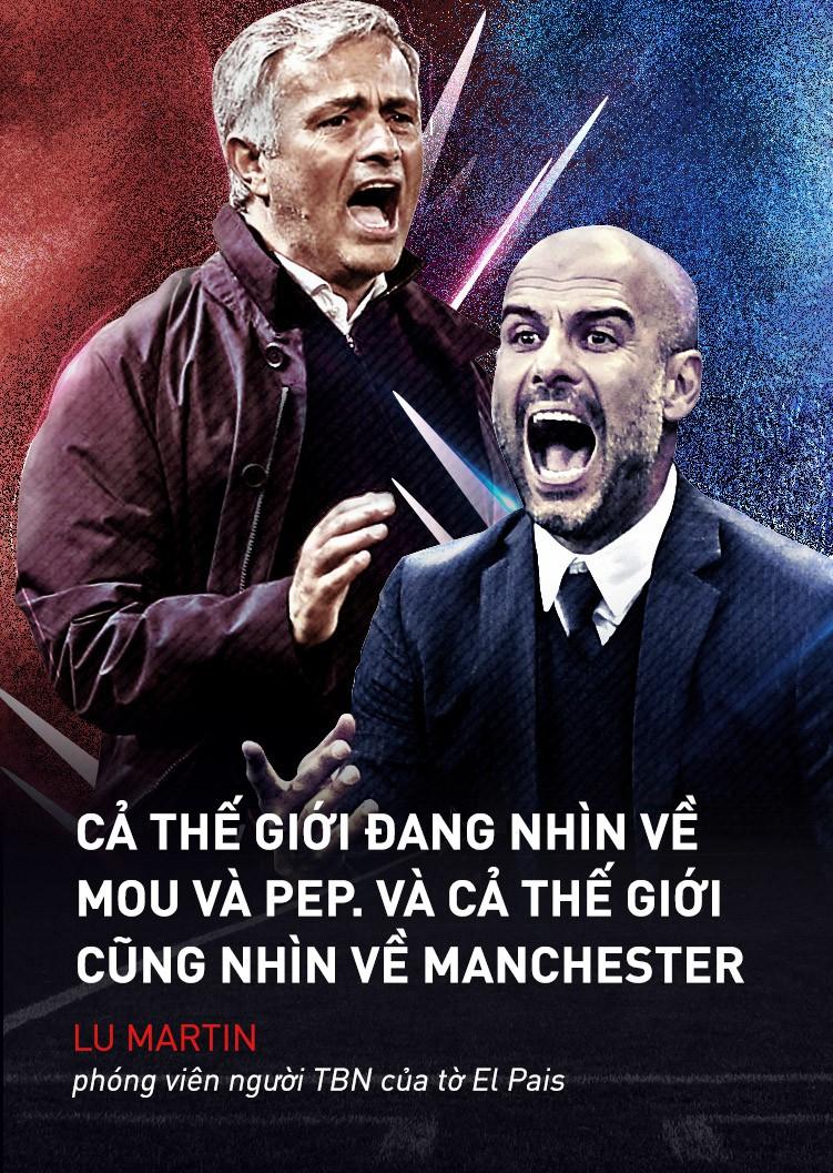 Mourinho, Pep & đại chiến Manchester: Đàn ông đích thực còn cần cả kẻ thù nữa! - Ảnh 14.