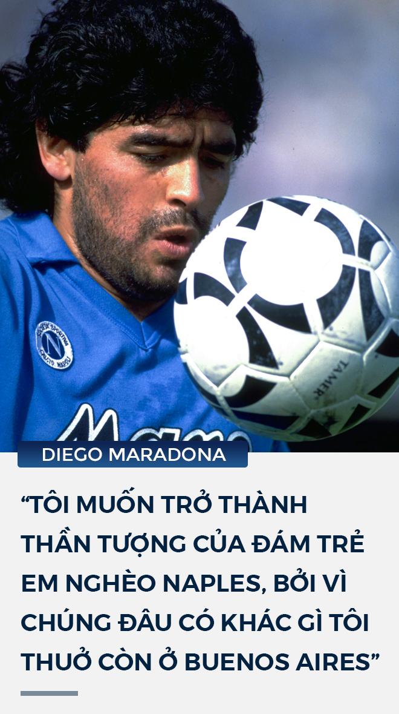 Ở nơi ấy, Maradona là siêu sao, là thánh sống, là Chúa trời - Ảnh 5.