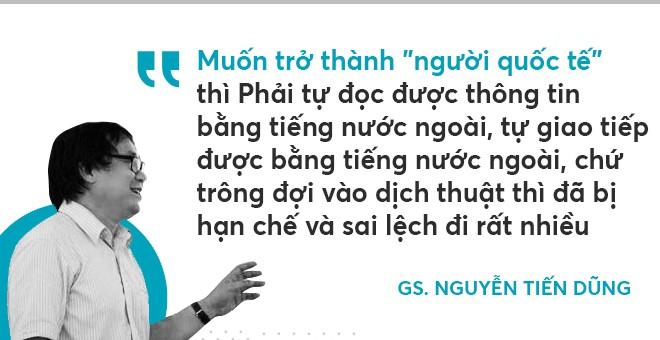 """Người Việt trở thành """"người quốc tế"""" - Chỉ học giỏi ngoại ngữ có đủ không? - Ảnh 4."""