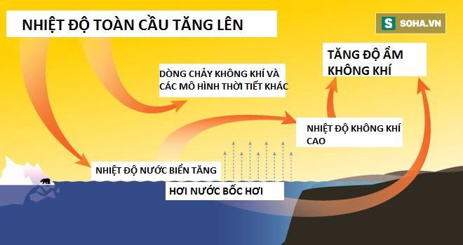 Tại sao bão số 10 đổ bộ Việt Nam lại thần tốc và hung hãn đến vậy? - ảnh 5