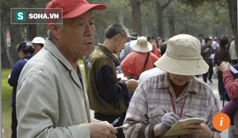 Bố mẹ mang con ra chợ định giá: Hiện tượng phổ biến và khốc liệt giữa thủ đô Bắc Kinh, TQ - Ảnh 1.