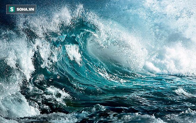 Khi bão đang gào thét trên không, điều khủng khiếp gì diễn ra dưới mặt nước biển? - Ảnh 1.