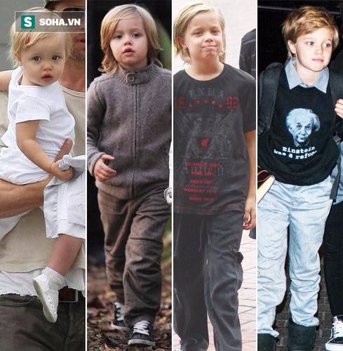 Con gái ruột của Angelina Jolie và Brad Pitt muốn chuyển giới? - Ảnh 4.