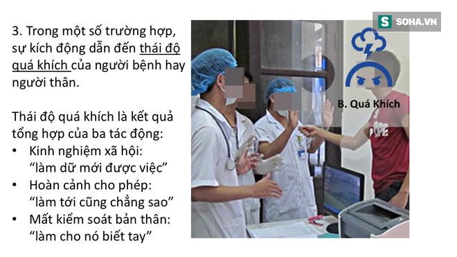 Từ đại dịch bạo hành y tế ở TQ, chuyên gia chỉ 17 giải pháp cho bạo lực y tế VN - Ảnh 6.