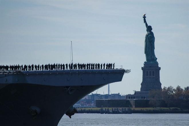 13 bức ảnh tuyệt đẹp về đời sống quân ngũ của lính Mỹ - ảnh 10