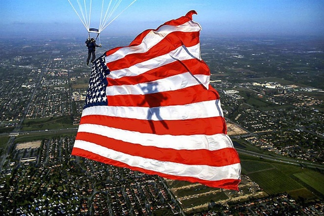 13 bức ảnh tuyệt đẹp về đời sống quân ngũ của lính Mỹ - ảnh 12
