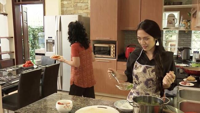Trang Cherry - kẻ thứ 3 trơ trẽn phim Sống chung với mẹ chồng: Tôi không tin vào đàn ông! - Ảnh 4