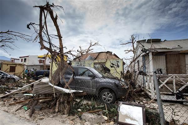 Siêu bão Irma đổ bộ như thước phim kinh dị, thổi bay nhà tù, hơn 100 tù nhân trốn thoát - Ảnh 4.