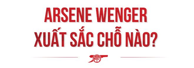Cặp mắt xanh ngày ấy của Wenger nhấn chìm Arsenal vào kỷ nguyên ăn mày dĩ vãng - Ảnh 6.