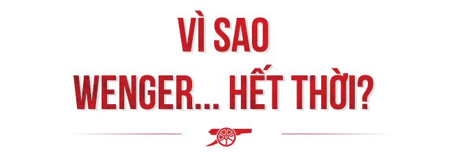 Cặp mắt xanh ngày ấy của Wenger nhấn chìm Arsenal vào kỷ nguyên ăn mày dĩ vãng - Ảnh 10.