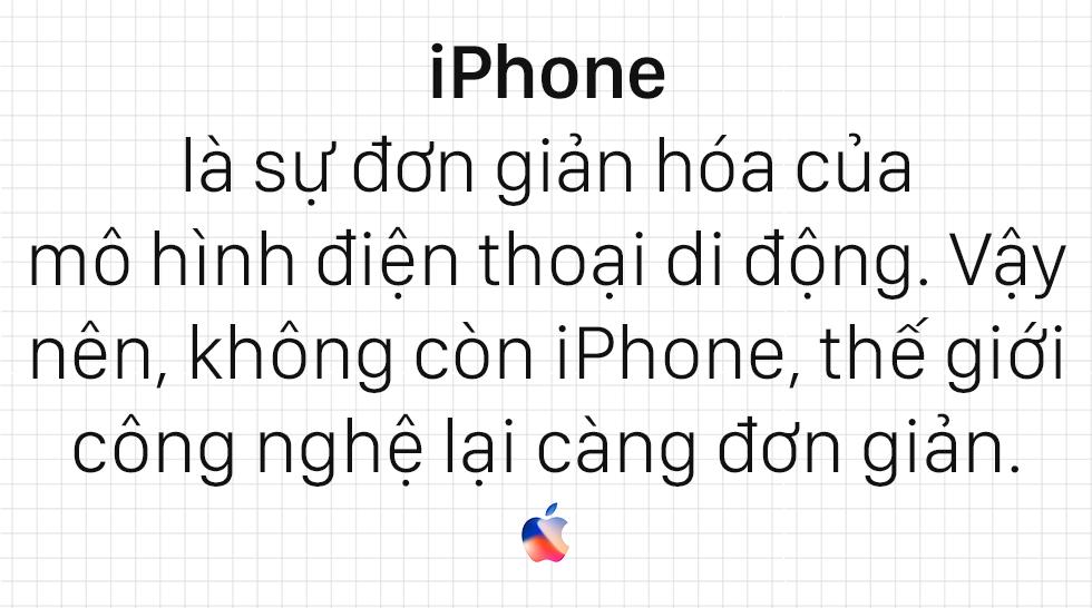 iPhone X: Mảnh ghép cuối trong chiếc quan tài smartphone của Apple? - Ảnh 9.