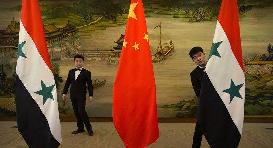 Trung Quốc phát tín hiệu quan tâm tới địa chính trị tại Syria - Ảnh 1.