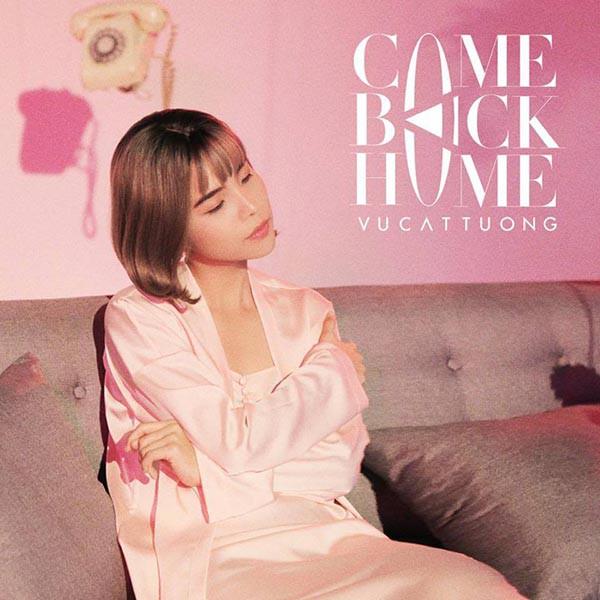 Vũ Cát Tường bánh bèo trong hình ảnh MV Come Back Home