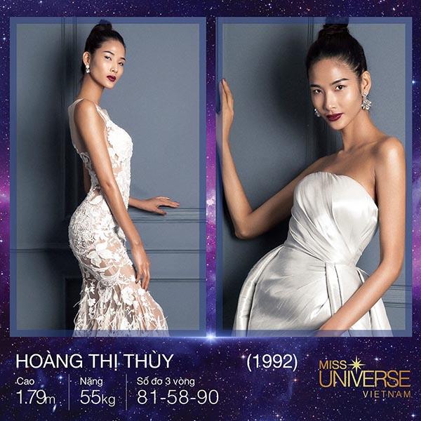 Vừa dự thi hoa hậu, Hoàng Thùy đã vượt bình chọn của Mâu Thủy, Ngọc Trinh - Ảnh 2.
