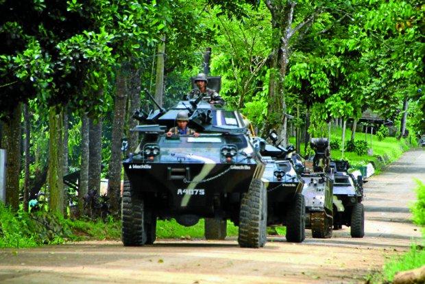 Philippines đã triển khai những vũ khí nào chống phiến quân thân IS? 5