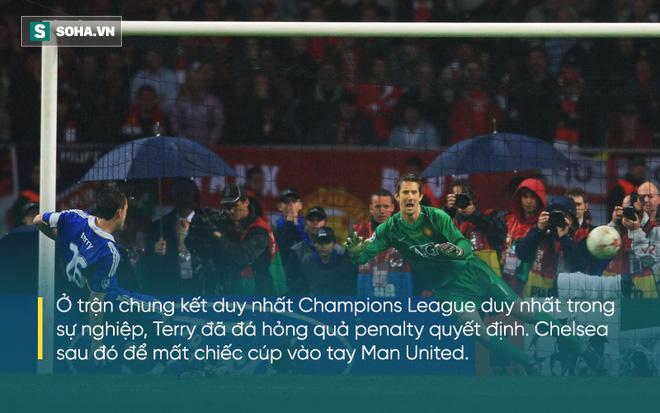 Cú trượt chân khiến Man United khắc ghi mãi mãi & chuyện về kẻ dám nói tôi không muốn đá - Ảnh 10.