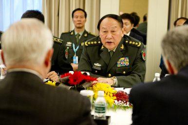 Đối thoại Shangri-La 2017: Tại sao Mỹ cử Bộ trưởng BQP tham dự còn TQ chỉ cử tướng 2 sao? - ảnh 1