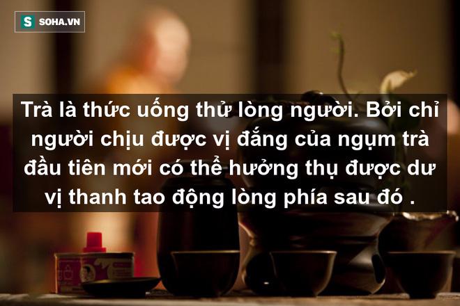 Triết lý nhân sinh sâu sắc từ câu chuyện thưởng trà của 2 người bạn già: Ai cũng nên đọc! - Ảnh 2.