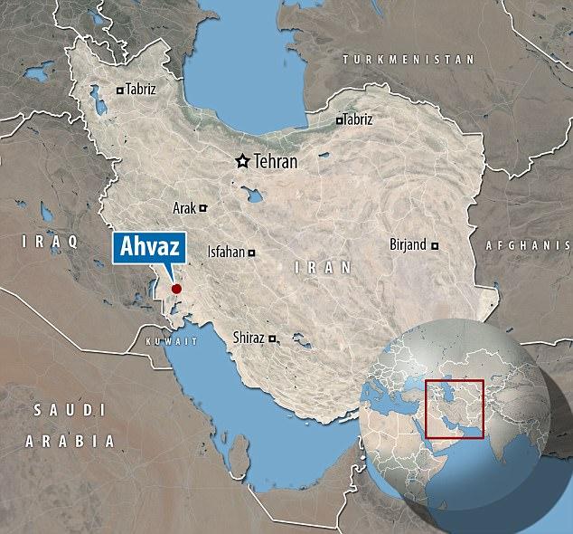 Chạm mức nhiệt gần 54 độ C, Iran trở thành 1 trong những quốc gia nóng nhất thế giới - Ảnh 2.