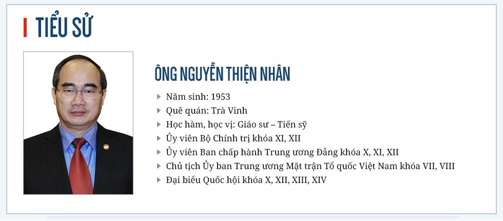 Chân dung tân Bí thư Thành ủy TPHCM Nguyễn Thiện Nhân - Ảnh 1.