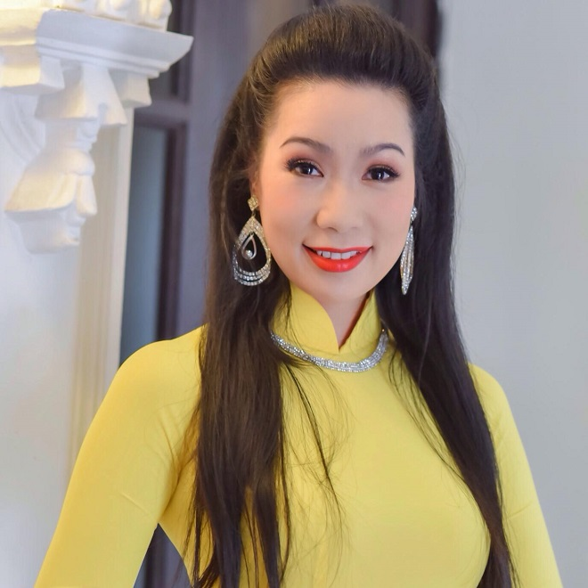 Á hậu Trịnh Kim Chi: Chuyện mua vai, đổi tình bây giờ rất lộ liễu - Ảnh 1.