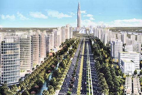Thành phố thông minh 4 tỷ USD hiện đại nhất Đông Nam Á tại Hà Nội có gì đặc biệt? - Ảnh 2.