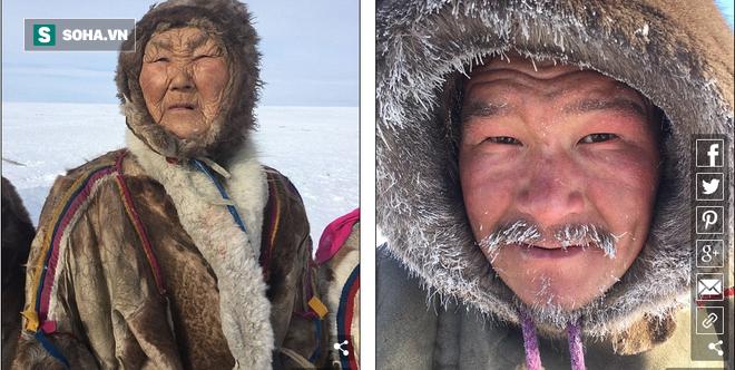 Giải mã cuộc sống bí ẩn của bộ tộc kỳ lạ, có khả năng sinh tồn dưới âm 50 độ C - ảnh 1