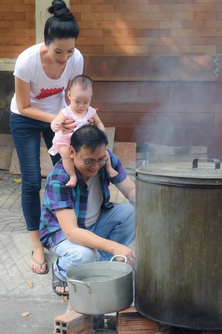 NSƯT Trịnh Kim Chi kể về cuộc sống ở rể của chồng đại gia - Ảnh 1.