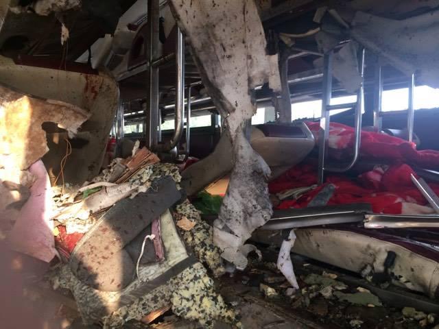 Chủ tịch tỉnh Bắc Ninh: Công an xác định có chất nổ trên xe khách - Ảnh 3.