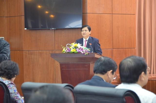HĐND Đà Nẵng bỏ phiếu kín bãi nhiệm chức vụ cuối cùng của ông Nguyễn Xuân Anh - ảnh 2