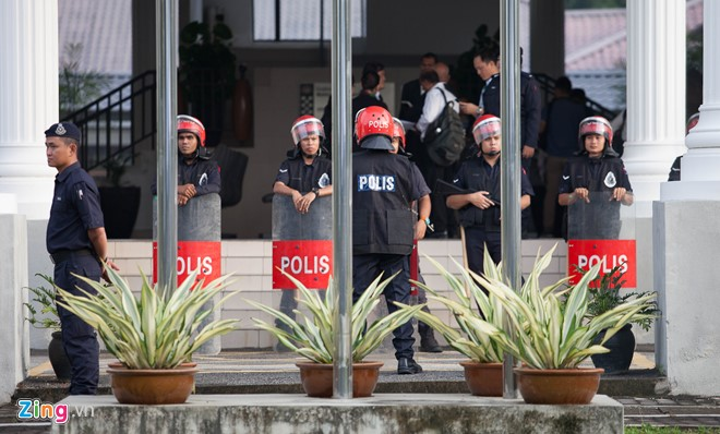 Đoàn Thị Hương ra tòa lần thứ hai tại Malaysia - Ảnh 2.