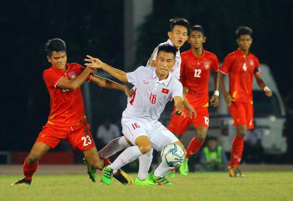 HLV Hoàng Anh Tuấn gây bất ngờ, khẳng định thất bại là tốt cho U18 Việt Nam - Ảnh 1.