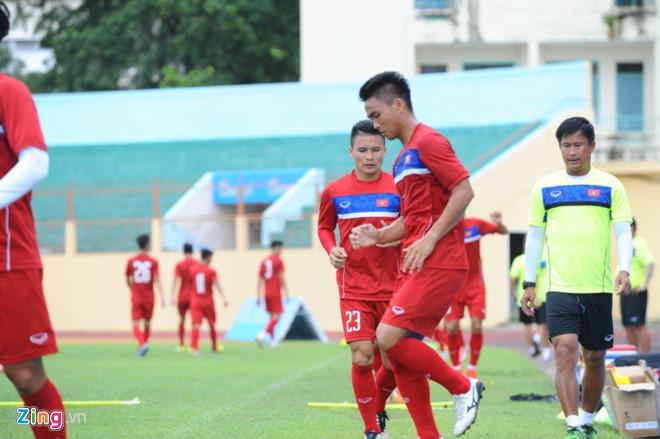 U20 Việt Nam và sự tương phản đáng sợ trước World Cup - Ảnh 2.