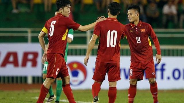 """Thái Lan """"quan ngại trước sức mạnh của U22 Việt Nam - Ảnh 1."""