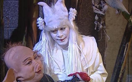 Bí mật Tây Du Ký 1986: Ngoài Tôn Ngộ Không, Lục Tiểu Linh Đồng còn đóng 15 nhân vật khác - Ảnh 15.