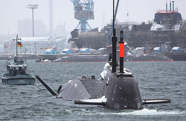 Hạm đội tàu ngầm của quân đội mạnh thứ 4 châu Âu tê liệt hoàn toàn - Ảnh 1.