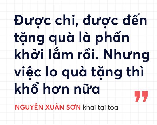Mái tóc bạc trắng của Nguyễn Xuân Sơn và bão đang nổi... trong lò - Ảnh 2.