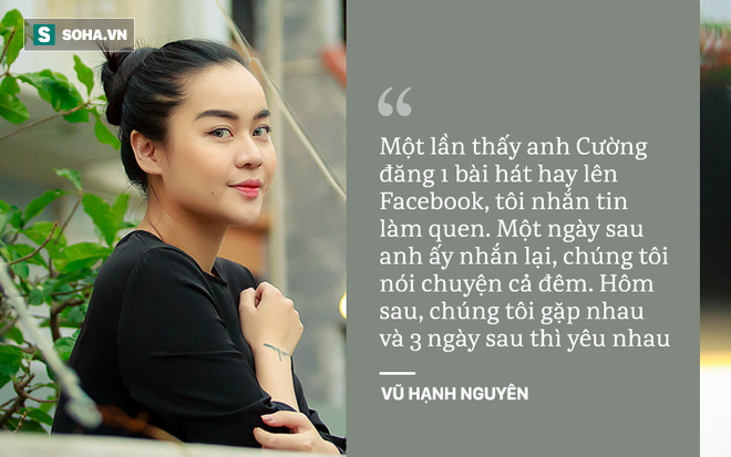 Vũ Hạnh Nguyên: Sau 2 năm im lặng, lần đầu nói về gia thế, công khai yêu nhạc sĩ Nguyễn Đức Cường - Ảnh 1.