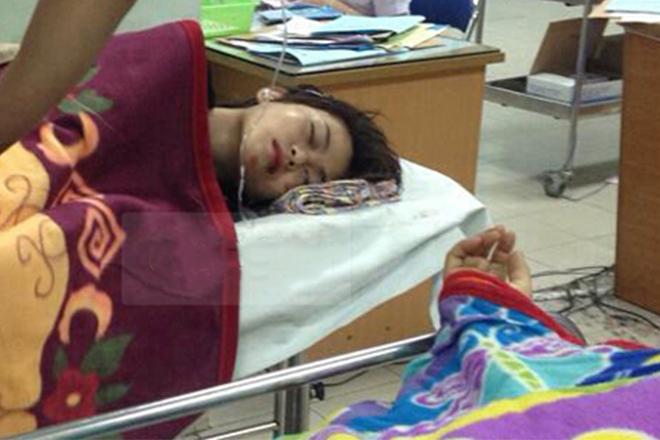 Sao Việt bị cướp dí dao, gây chấn thương sọ não khiến dư luận bức xúc - Ảnh 5.