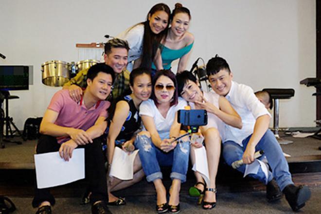 Chuyện ít biết về nhóm ngũ quỷ quyền lực nhất showbiz Việt  - Ảnh 2.