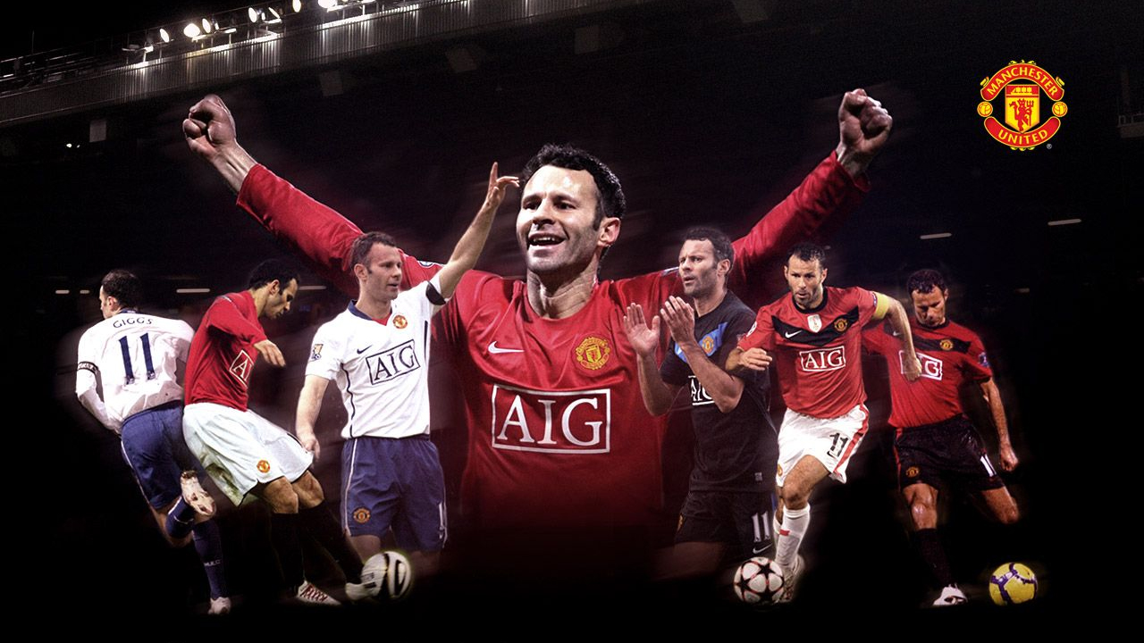 Ryan Giggs - Huyền thoại Manchester United
