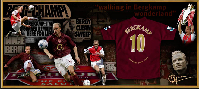 Bí ẩn màn sút vào tường tạo nên người Hà Lan không bao giờ bay Dennis Bergkamp - Ảnh 11.